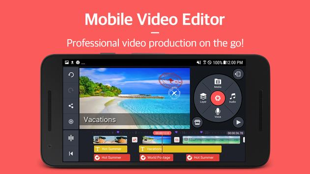 Kinemaster Video Editor APK Download For Android 2019