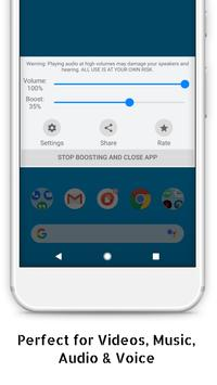 Speaker Boost Volume Booster & Sound Amplifier 3D APK Download