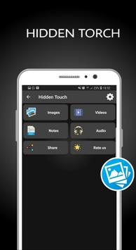Hidden Torch- Image & Video Vault-Hide Photo & Video APK