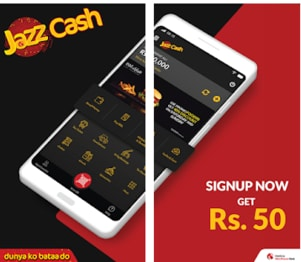 JazzCash - Money Transfer, Mobile Load & Payments APK Download